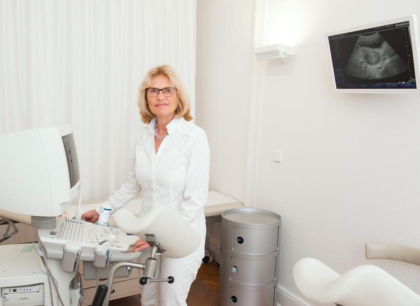 Frauenarztpraxis Berlin-Wilmersdorf